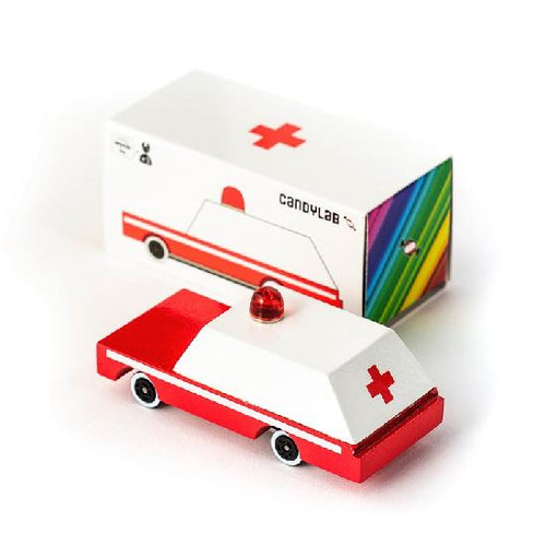 Candycar Ambulance