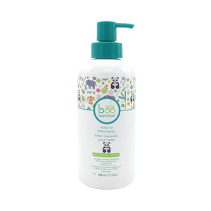 Boo Bamboo - Unscented Natural Baby Lotion - 600ml