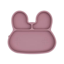 Load image into Gallery viewer, We Might Be Tiny - Bunny Stickie Plate - Dusty Rose