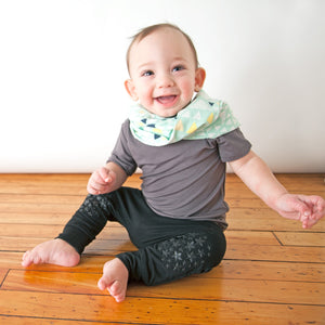 Go Little One Go - Black Harem Pant
