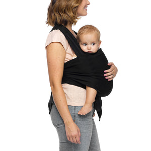 MOBY Fit Carrier - Black