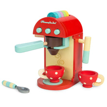 Load image into Gallery viewer, Le Toy Van - Coffee Machine