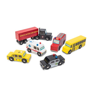 Le Toy Van - The American Car Set