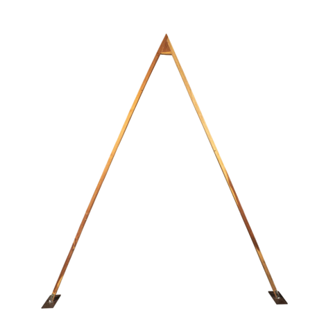 Two Post Triangle Arch