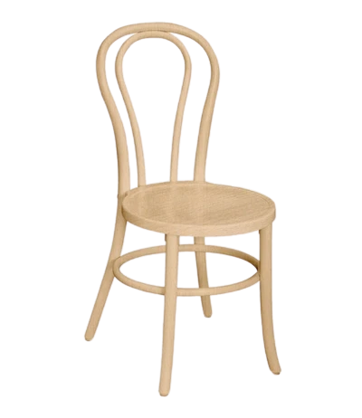 Natural Bentwood Chair