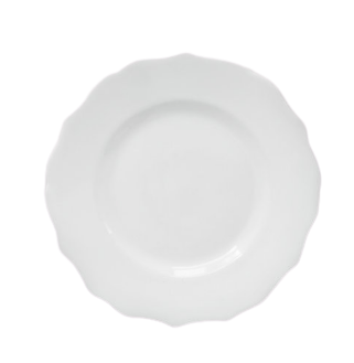 Royal Plate- White