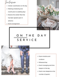 On The Day Service