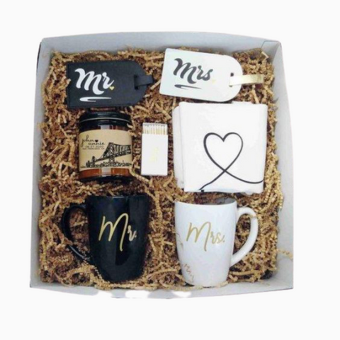 To Mr & Mrs Gift