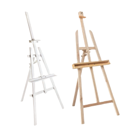 Plain Wood Easel