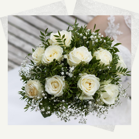 White and Greenery Package