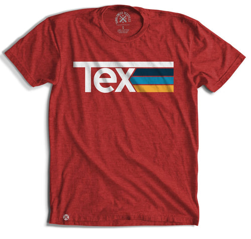 TEX Retro Stripes Tee