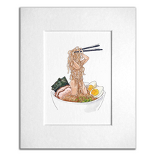 "Load image into Gallery viewer, Ramen Delight Print - 5"" x 7"""