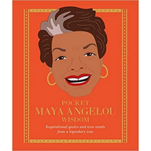 Load image into Gallery viewer, Pocket Wisdom Book - Maya Angelou