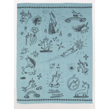 Load image into Gallery viewer, Blue Q Dish Towel I'm a Special Unicorn