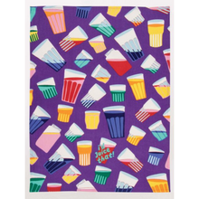 Load image into Gallery viewer, Blue Q Dish Towel I'd Juice That