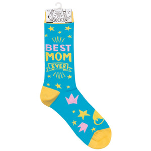 Best Mom Ever Sock