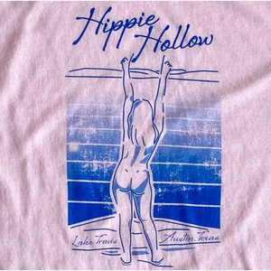 Hippie Hollow Unisex T-Shirt