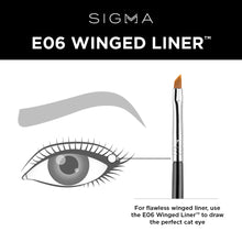 Load image into Gallery viewer, E06 Wingled Liner Brush