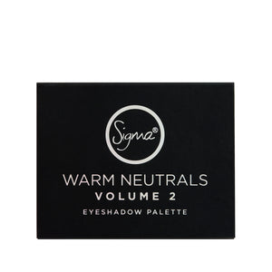 Warm Neutral Vo. 2 Eyeshadow Palette