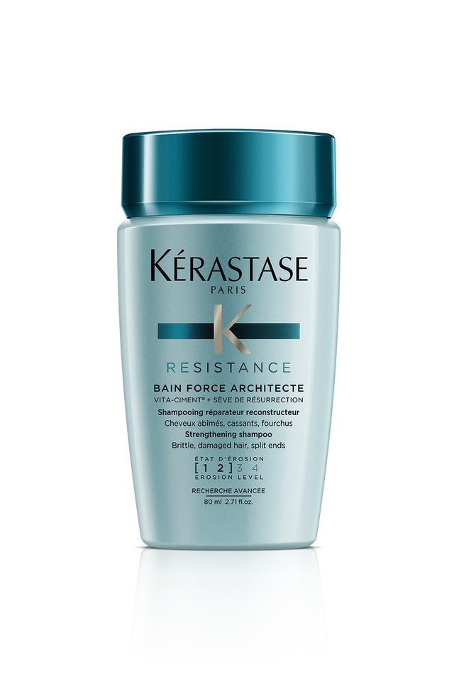 Kerastase Resistance Bain Force Architecture - Travel