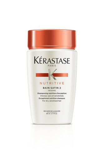 Kerastase Nutritive Bain Satin 2 Shampoo - Travel