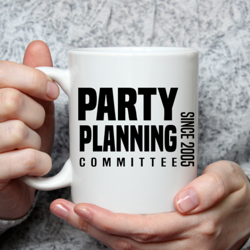 Party Planning Committee - Mug