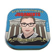 Load image into Gallery viewer, Ruth Bader Ginsburg Judgmints