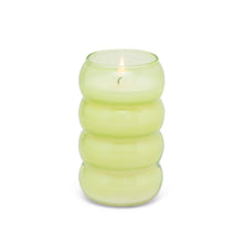 Load image into Gallery viewer, Realm Bubble Glass Candle - Bamboo