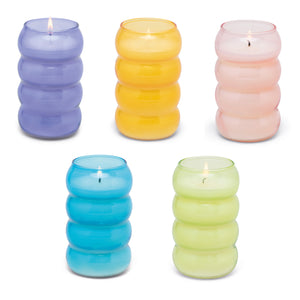 Realm Bubble Glass Candle - Haze