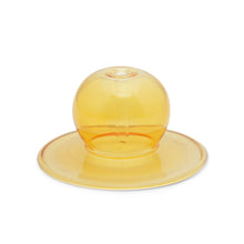 Load image into Gallery viewer, Yellow Realm Bubble Incense Holder