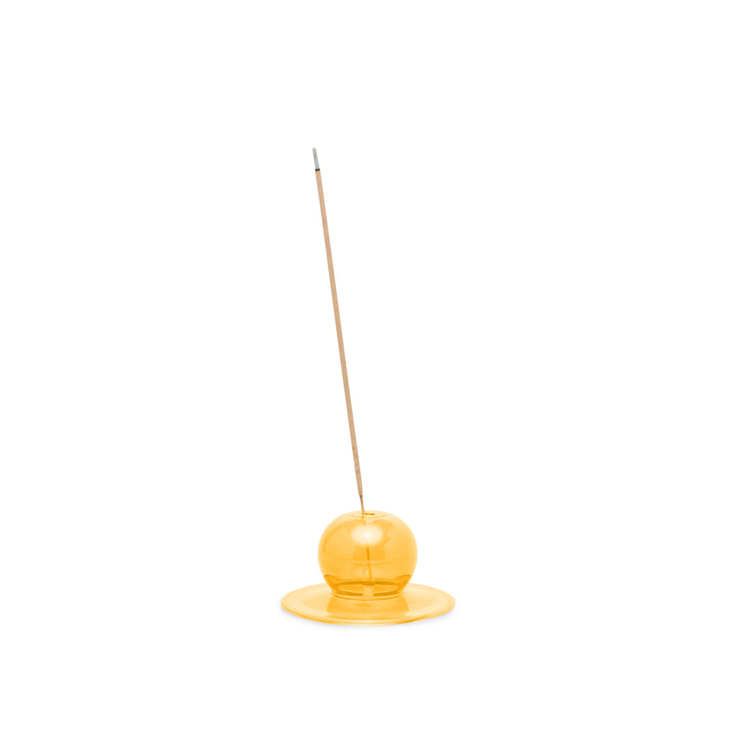 Yellow Realm Bubble Incense Holder