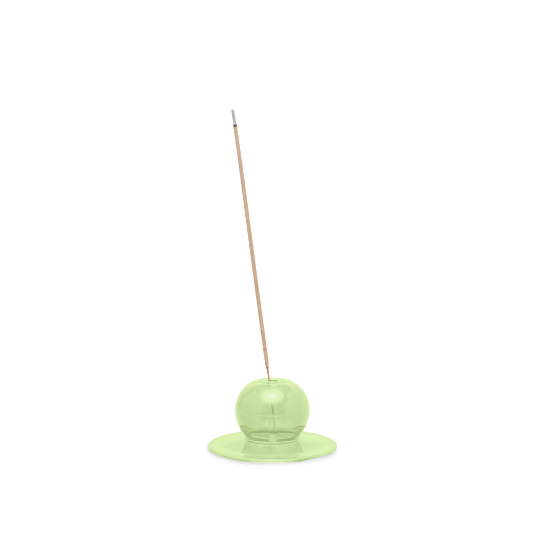 Green Realm Bubble Incense Holder