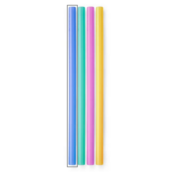 100% Silicone Reusable Straw