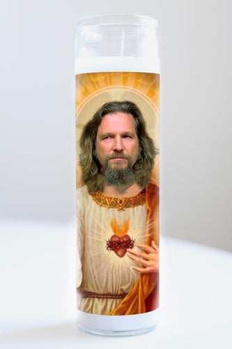 The Dude Illuminidol Candle