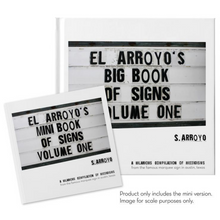 Load image into Gallery viewer, El Arroyo Mini Book of Signs - Volume 1