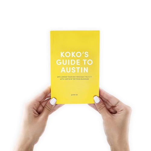Koko's Guide to Austin Book