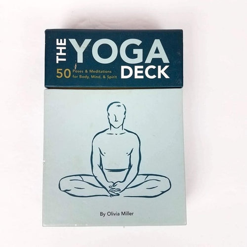 The Yoga Deck by Olivia H. Miller