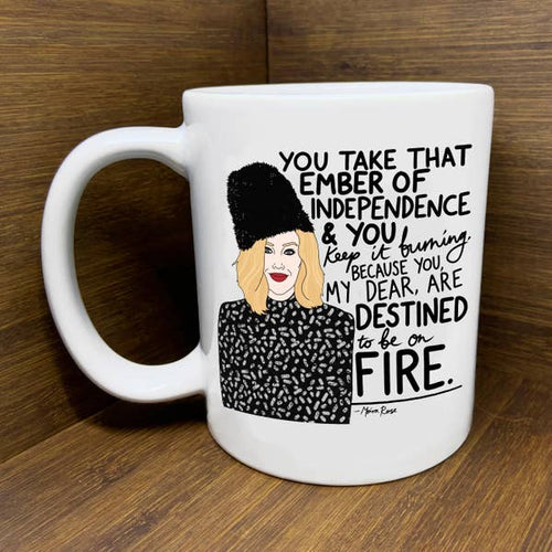 Moira Rose - Ember of Independence - Mug