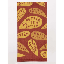 Load image into Gallery viewer, Butter Butter Butter Dish Towel