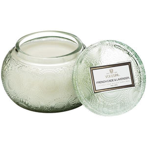 French Cade & Lavender Chawan Bowl Candle