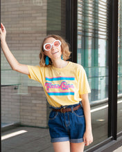 Load image into Gallery viewer, Retro Texas Chica Tee