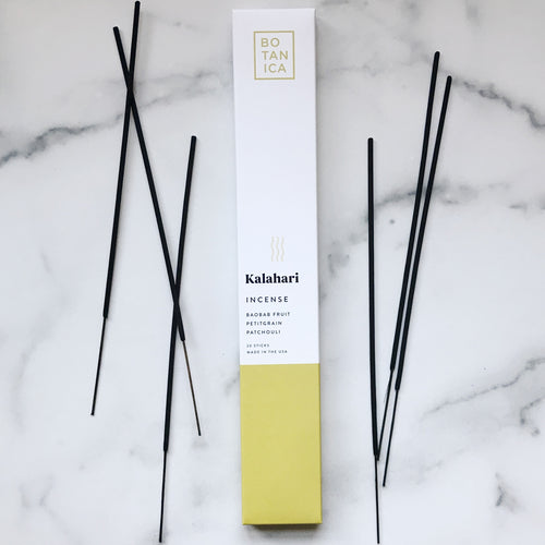 Kalahari Stick Incense Pack
