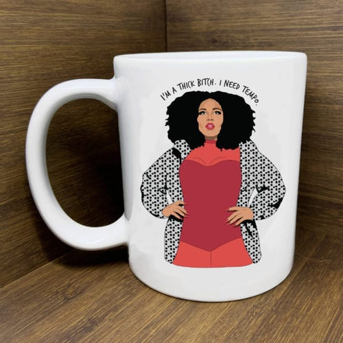 Thick Bitch - Lizzo Mug