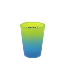 Load image into Gallery viewer, Keep Austin Weird Shot Glass - Neon