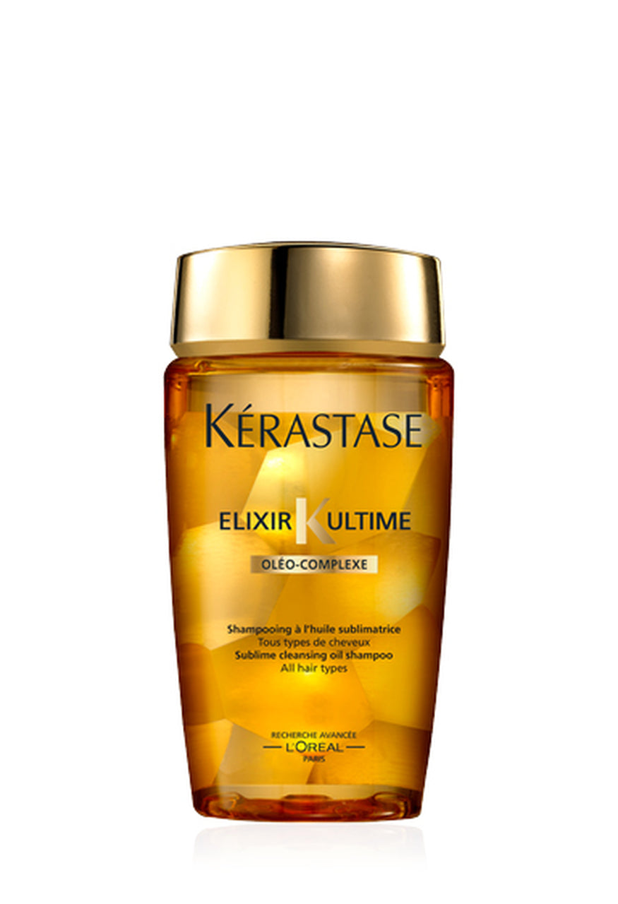 Kerastase Bain Elixir Ultime Beautifying Shampoo - Travel