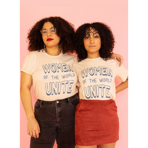 Women of the World Unite T-Shirt
