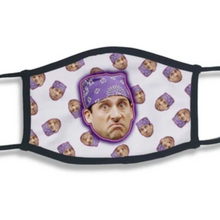 Load image into Gallery viewer, Prison Mike Face Mask