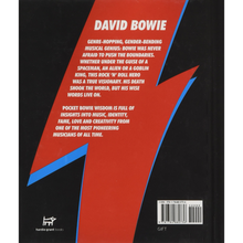 Load image into Gallery viewer, Pocket Wisdom Book - David Bowie