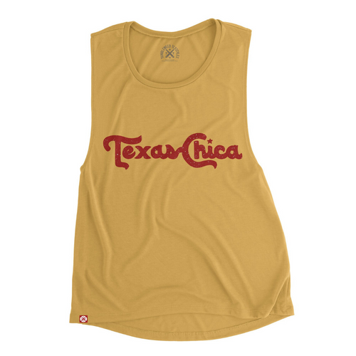 Texas Chica Muscle Tank