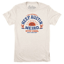 Load image into Gallery viewer, Stay Cool - Keep Austin Weird Tee